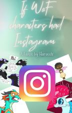 If WoF characters have Instagram by JustSomeBlob