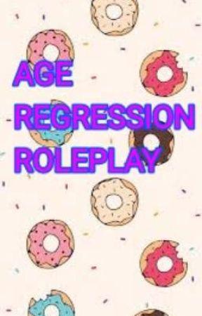 Age regression roleplay by potatoplayzgachalife