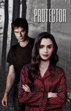 PROTECTOR • Damon Salvatore 1 by LunarArreis