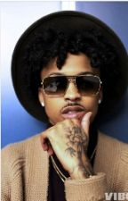 August Alsina Imagines by tasmeonnaharris