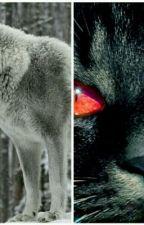 The Werewolf And The Vampire by SkylarGreySmiles
