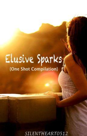 Elusive Sparks #Wattys2017 by silentheart0512