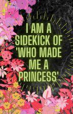 I Am A Sidekick Of 'Who Made Me A Princess' by andythe4