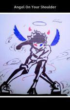 Angel on my shoulder by CrystalDragon177
