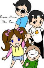 Dream Team Plus One by obi_wonton