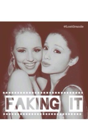 Faking It  (Ariana Grande Little Sister) by LostGrande
