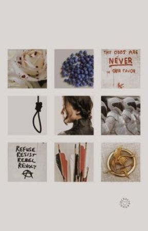In your Favor | A Hunger Games Selection by _-justpeachy-_