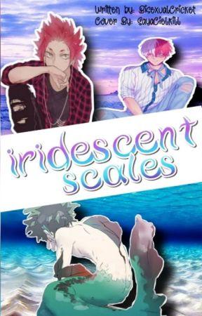 Iridescent Scales|| TodoKiriDeku Au by BisexualCricket