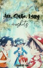 ASL Oneshots | One Piece (REQUESTS OPEN)  by strawberry-kun