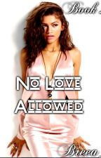 No Love Allowed (Diggy Simmons Love Story) by breea_