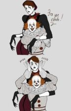 Pennywise and Luca by simschristina8709