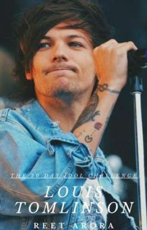The 30 Day Idol Challenge- Louis Tomlinson| ✔ by -kraphtuos-