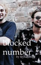 blocked number : mashton {completed} by tryhardmgc