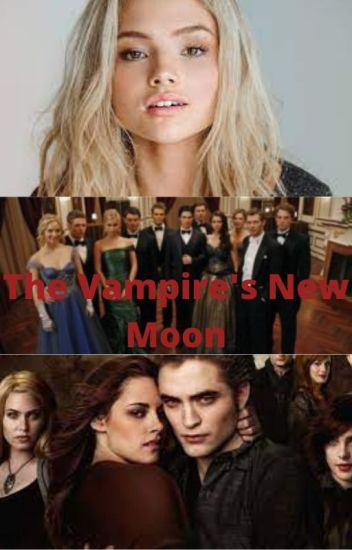 The Vampire's New Moon (sequel to The Twilight Diaries)