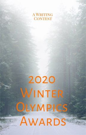 2020 Winter Olympics Award [CLOSED FOR JUDGING] by xfamiliarfreedomx