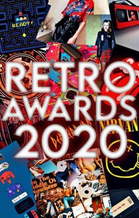 Retro Awards 2020 |EN EVALUACIONES by CriaturesForest