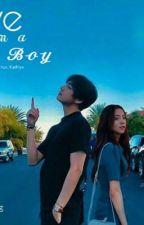 Love from a Bad boy by CHICHOOpikachu2