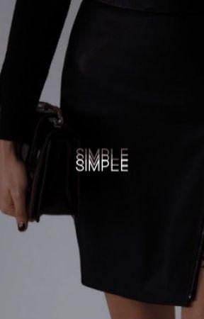 """Simple"" - supernatural characters by bridges-"