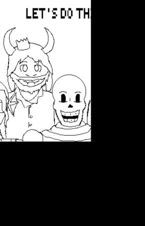 Ask and dare Undertale with a Twist by Crystalize0193