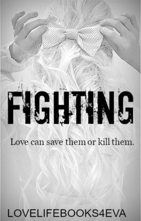 Fighting (Percabeth) Book 1/3 by LoveLifeBooks4eva