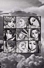 ♡ HXH BOYFRIEND SCENARIOS ♡ by shinzugasu