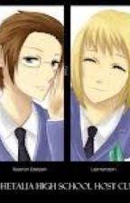 OHSHC x Reader x Hetalia by _Anime_Luv