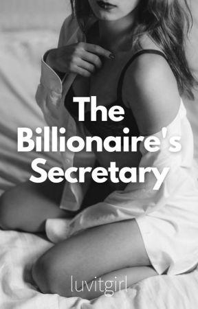 The Billionaire's Secretary by luvitgirl