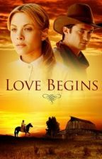 LOVE BEGINS by solday