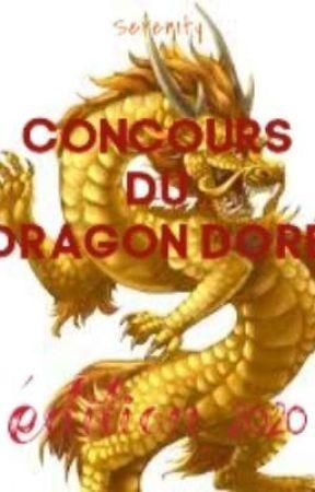 🌟🐉Concours Du Dragon Doré [Édition 2020] 🐉🌟 by KD_Karidea