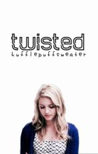 « twisted » {a Loki Laufeyson au} by hufflepuffsweater