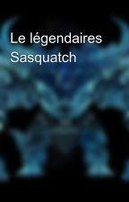 Le légendaires Sasquatch by Danbs1586