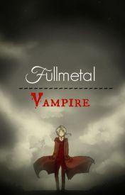 Fullmetal Vampire by RachelRose123