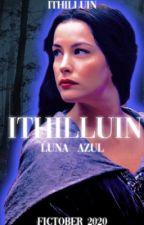 Ithilluin: Luna Azul - Fictober 2020 by Ithilluin