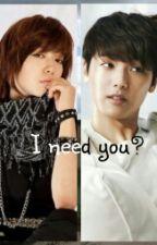 I need you? by Shiro_Kim24