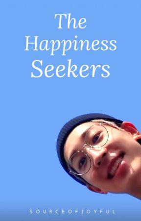 The Happiness Seekers | SEVENTEEN by sourceofjoyful