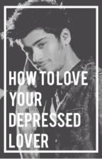 How To Love Your Depressed Lover [Z.M] by winterlands