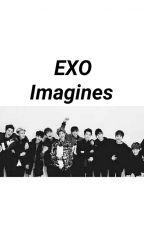 EXO Imagines by exoxobts_