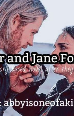 Happy endings (Thor x Dr. Jane Foster) by abbyisoneofakind