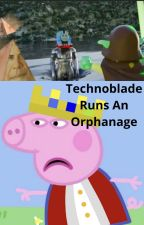 Technoblade running an orphanage by celestricity