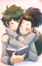 Bookworm, an Izuku x Momo shipping fanfic by TheOfficialMikannie
