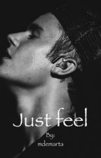 Just feel.  {Justin Bieber} by -justinbieber-8