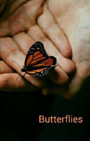 Butterflies by WillowScot