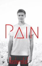 Pain ~•~ Peyton Meyer by BasherOlaf