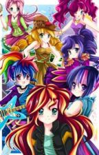 MLP Equestria Girls: A Life With Magic by shadowlight2783