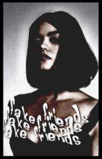 Fake Friends | STILES STILINSKI AU  by stilesstilinskishoe