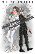 Lucky suicider and unfortunate killer by WhiteDwarfs4
