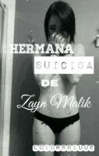 Hermana suicida de Zayn Malik by sannchezrodriii