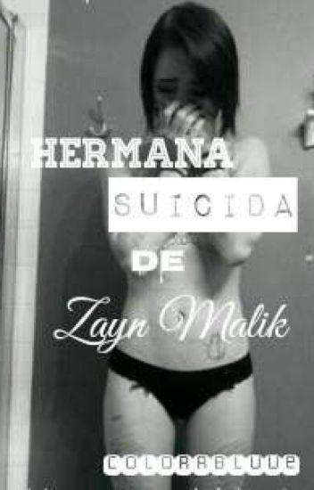 Hermana suicida de Zayn Malik
