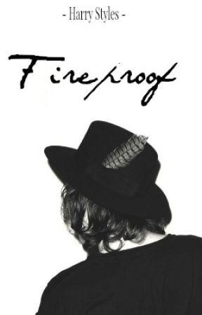 FIREPROOF || 2015 by loveugreeneye