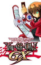 YU-GI-OH! GX JADEN'S ADVENTURES 1: BANNER'S SECRET by CameronSharp